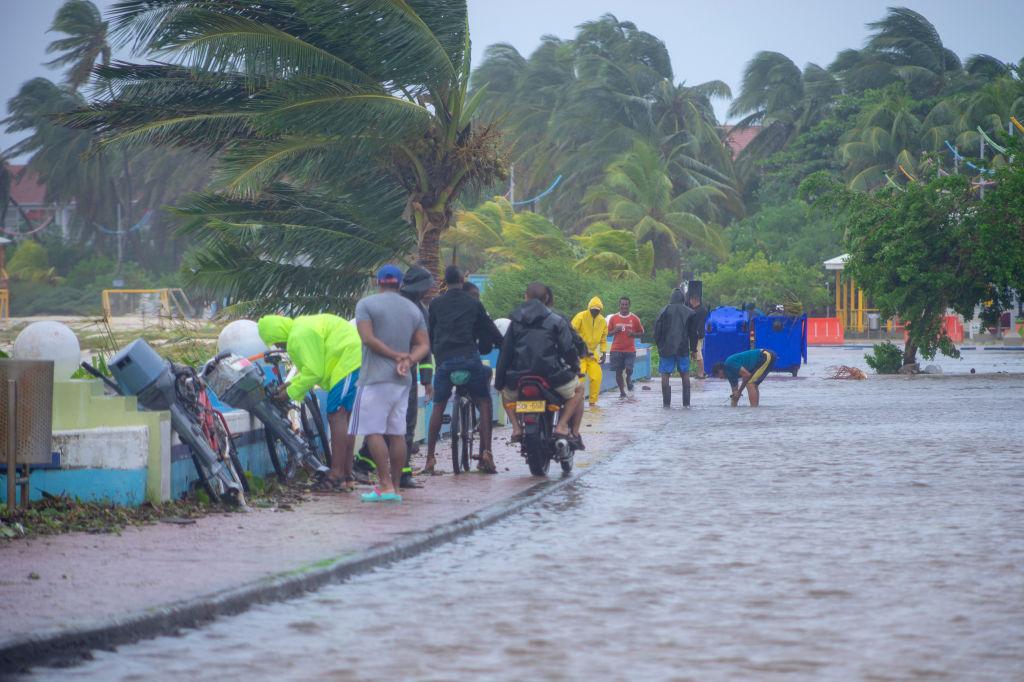 Hurricane Iota Update 11 17 20 Insurance Information Institute